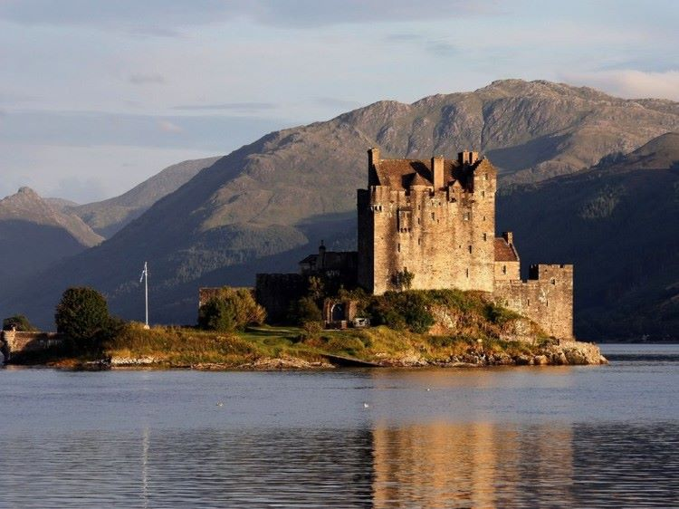 Wrozka w Szkocji